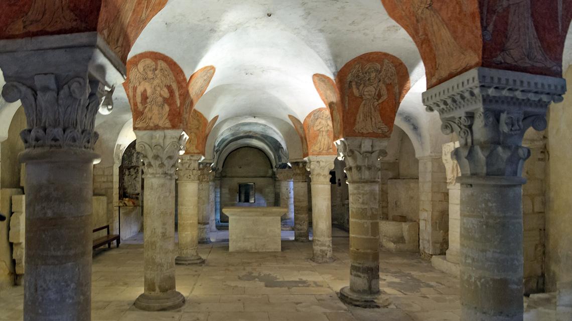 La cathédrale de Bayeux en Normandie